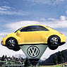 Sonderform Heissluftballon NEW BEETLE